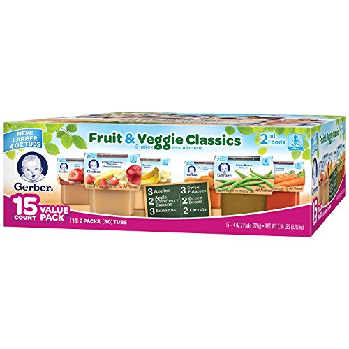 Gerber Foods Fruit Veggie Value product image