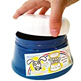 Travel Dog Bowl with a Screw Top Lid - 'Ohana Bowl - Holds 2 Cups of Food