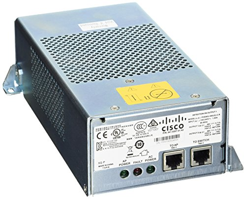 Cisco AIR-PWRINJ1500-2= Poe injector, for Aironet 1522AG Lightweight Outdoor Mesh Access Point Cisco Power Injector