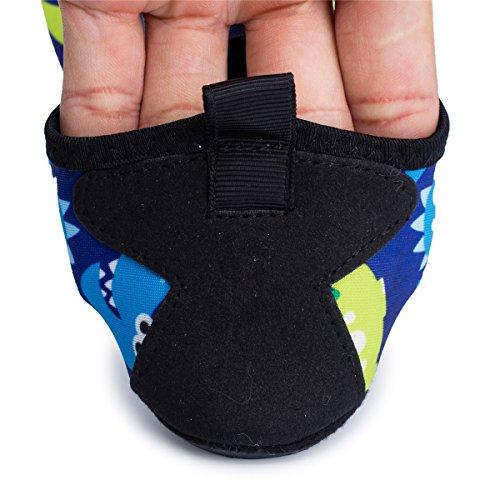 e7fd3cee853a JIASUQI Kids Breathable Athletic Aqua Water Shoes Beach River