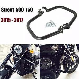 Motorcycle engine guard harley Crash Bars For Harley Street 500 750 Engine Guard Protection 2015-2017