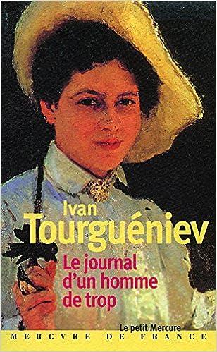 Livre gratuits en ligne Le journal d'un homme de trop pdf, epub ebook