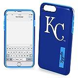 """Kansas City Royals Impact TPU 2-Piece Dual Hybrid iPhone 8 PLUS / iPhone 7 PLUS / iPhone 6 PLUS / 6s PLUS - 5.5"""" Screen ONLY"""