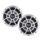 Wet Sounds XS-650 6.5-Inch 200W 4 Ohm Coaxial Marine Speakers