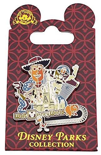 Slinky Collector (Disney Pin - Walt Disney World - Toy Story Family)