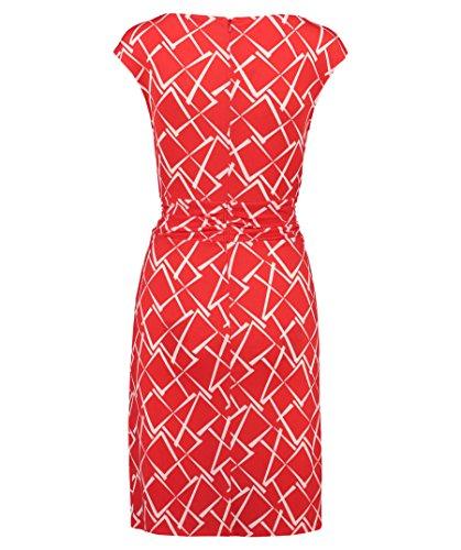 Vera Mont Damen Kleid Rot (74) rwCnAwEAm