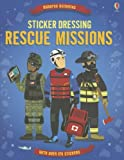 img - for Rescue Missions (Sticker Dressing) book / textbook / text book