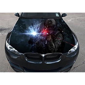 Amazon Com Zavod Graveyard Shift Full Color Sticker Game Car Hood