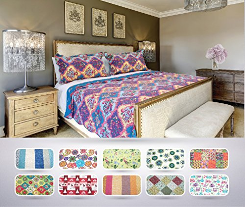 The Connecticut Home Company Luxury Quilt Collection