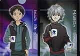 Rebuild of Evangelion : Q Clear File A [ Ikari Shinji u0026 Kaworu Nagisa ] EVANGELION: 3.0 YOU CAN (NOT) REDO.