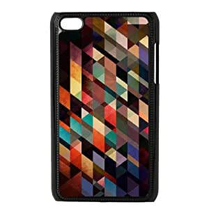 Ipod Touch 4 Case Lyssyns, Doah, {Black}