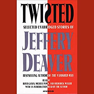 Twisted (Selected Unabridged Stories) Audiobook