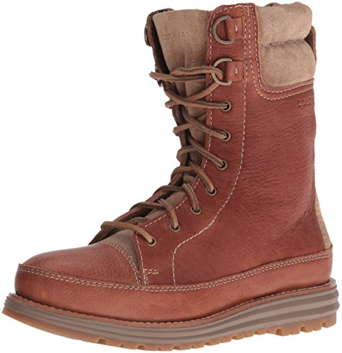 Cole Haan Women's Lockridge Grand Dbl Collr Lace up Boot ...