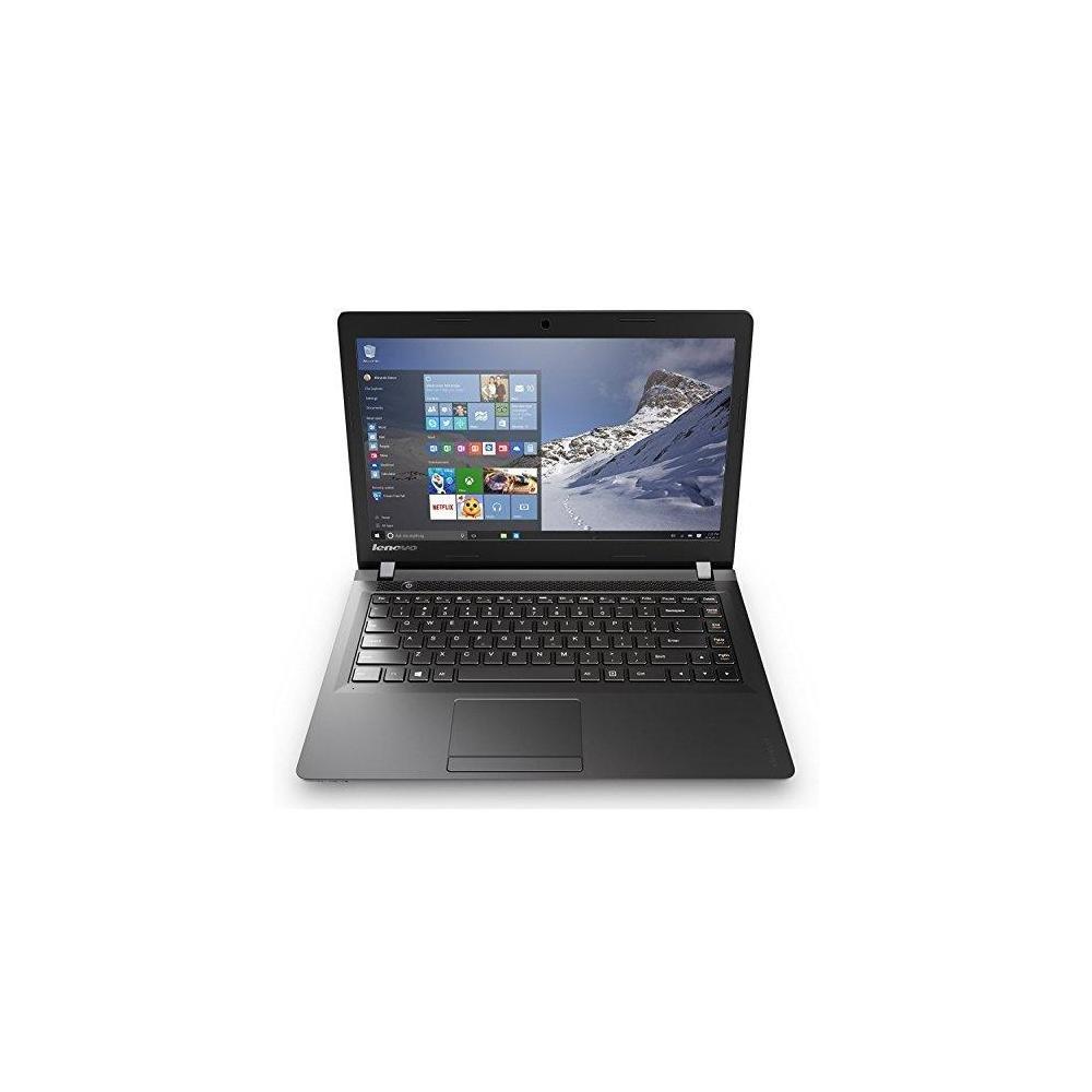 Lenovo IdeaPad 15 6 Inch HD Laptop (Intel Dual-Core Celeron N3060 1 6 GHz  Processor, 4GB RAM, 500GB HDD, DVD RW, Bluetooth, Webcam, WiFi, HDMI,