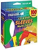 Maxell 190132 CD & DVD Paper Storage Envelope