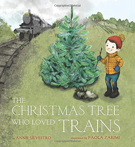 Price comparison product image The Christmas Tree Who Loved Trains