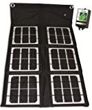 Nature Power 55020 18-watt Folding Monocrystalline Solar Panel and Laptop Charger