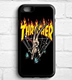 Thrasher for Iphone 6 plus Case