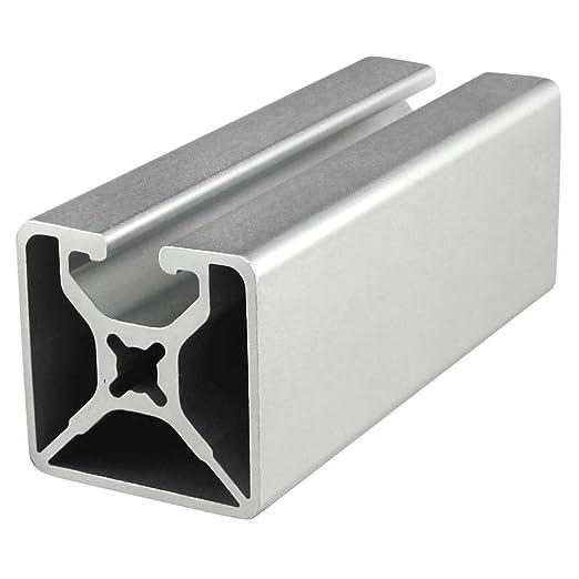 "80//20 Inc 15 Series 1.5"" x 1.5/"" Aluminum Extrusion Part #1501-LS x 60/"" Long N"