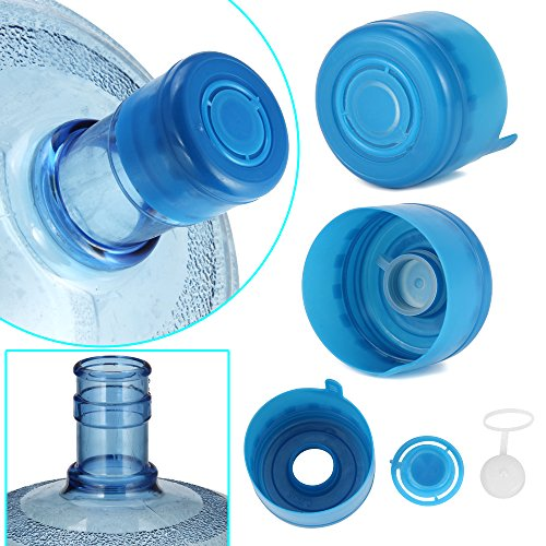reusable 5 gallon water jugs - 6