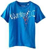 Hurley Boys 8-20 Loathing Tee, Code Blue, Medium image