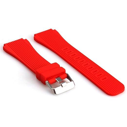 Pennyninis - Correa de silicona para Samsung Galaxy Watch 46 mm SM ...