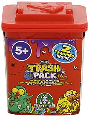 Trash Pack 2-Trashies Series 4 in Bin by The Trash Pack