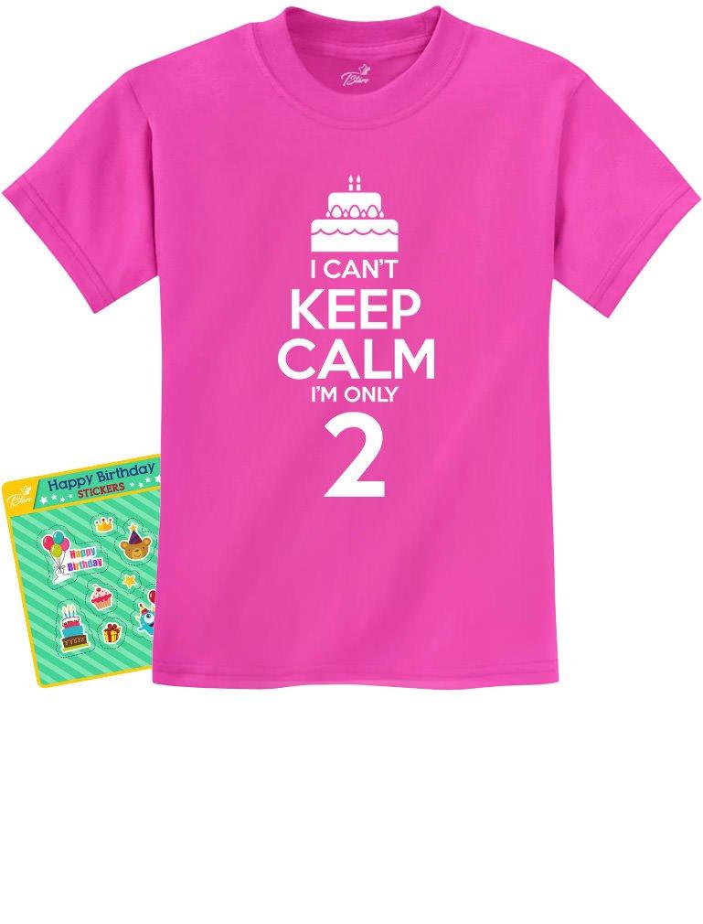 Amazon Second Birthday Boy Shirt 2nd