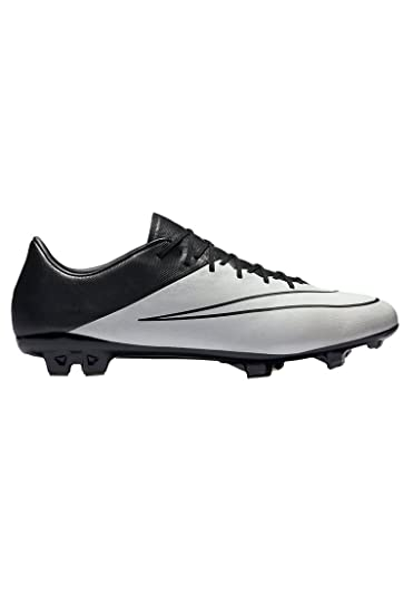 Nike Mercurial Vapor X Tech Craft FG Soccer Cleat Sz 7 Light Bone