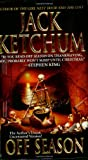 Front cover for the book Off Season by Jack Ketchum