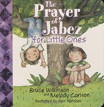The Prayer of Jabez for Little Ones 0849979439 Book Cover
