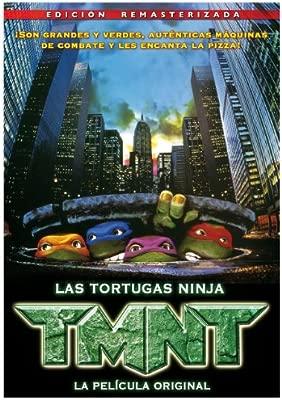 Las Tortugas Ninja - La Pelicula [DVD]: Amazon.es: Judith ...