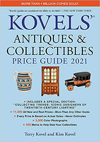 antiques & collectibles books