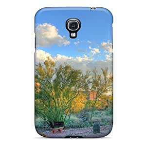 New Fashion Case Cover For Galaxy S4(TSxRx990LKNag)