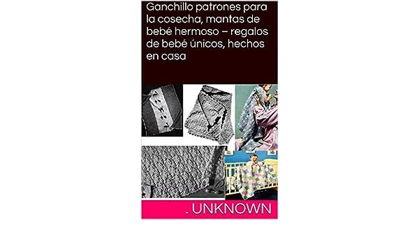 Amazon.com: Ganchillo patrones para la cosecha, mantas de bebé ...