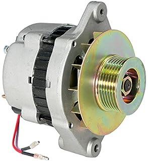 Quicksilver 65 Amp Alternator 862030T01 V-Belt Delco for 3.0L MerCruiser Stern Drive or Inboard Engines