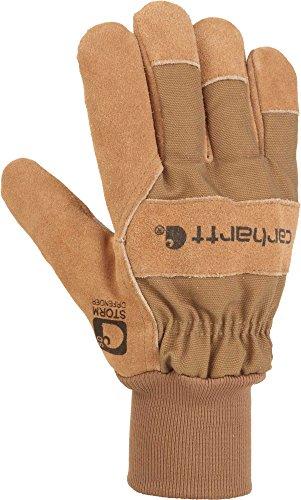 [カーハート] レディース 手袋 Carhartt Women's Suede Pile Work Gloves [並行輸入品]