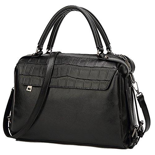 G-AVERIL - Bolso mochila para mujer Marrón marrón negro