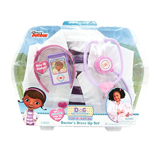 Just Play Doc McStuffins Playset - Doc Mcstuffin Dress Up Set