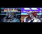Sega 16bit MD games card: MUSHA (American version)For 16 bit sega MegaDrive games Genesis console