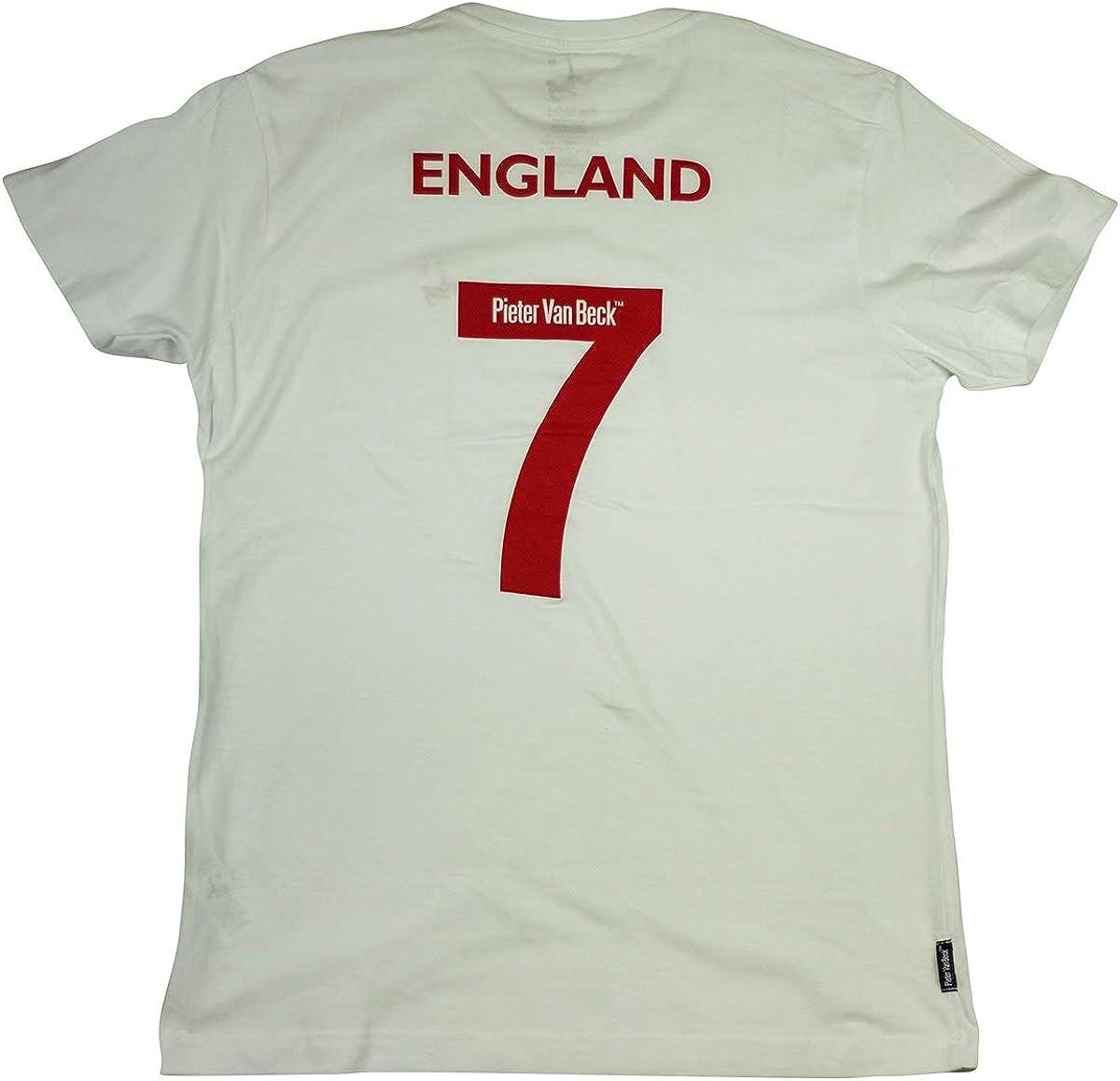 PIETER VAN BECK Winner England (XL): Amazon.es: Ropa y accesorios