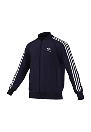 adidas Superstar Originals - Chaqueta Negra Hombre, Hombre, Color Legend Ink, tamaño Large: Amazon.es: Deportes y aire libre