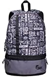 F Gear  19 Ltrs White Casual Backpack (2184)