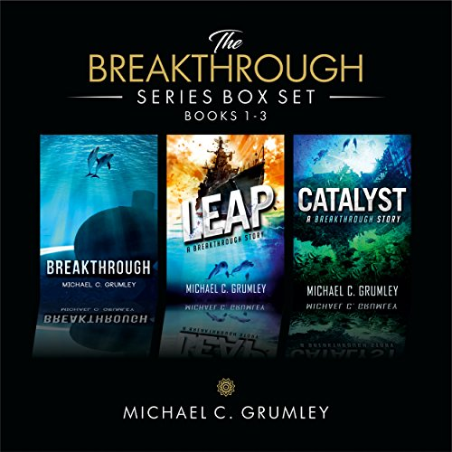 The Breakthrough Series (3-Book Set) cover