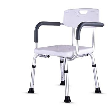 Chaise de Douche Vieil Homme Chaise de Bain Femme Enceinte Tabouret ...