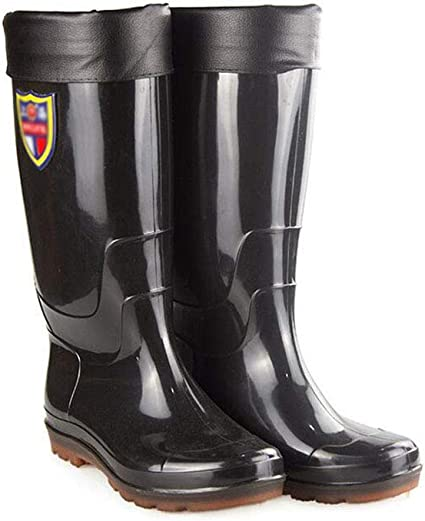 XIE Adult Rubber Rain Boots/Universal