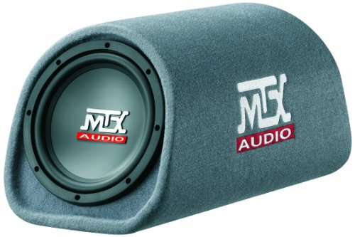 MTX TNE212D Dual 12-Inch Sealed Enclosure 2 Ohm 20