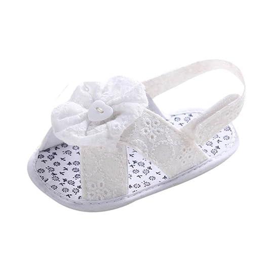 Pour 0-18 mois Bébé,Transer ® Joli bébé filles princesse fleur sandales  enfant première marcheurs Sneaker: Amazon.fr: Chaussures et Sacs