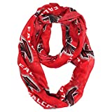 NFL Atlanta Falcons  Sheer Infinity Scarf
