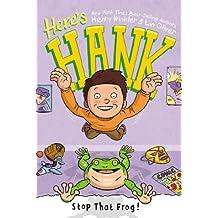 Stop That Frog! #3 (Here's Hank)